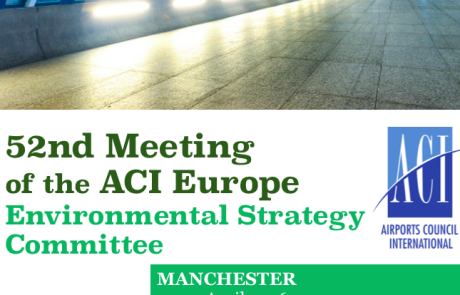 ACI Europe event