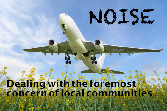 Noise – Dealing with the Foremost Concern of Local Communities