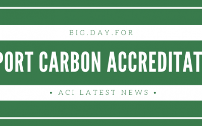 Big Day for Airport Carbon Accreditation