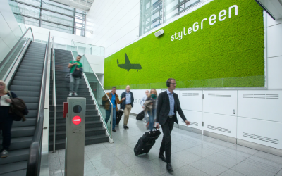 To meet the environment challenges of the 21st century…this is the duty of airports!