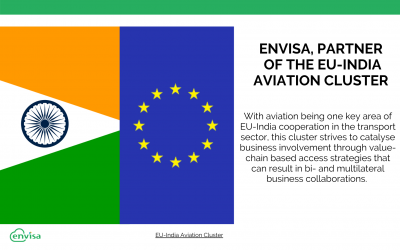ENVISA, PARTNER OF THE EU-INDIA AVIATION CLUSTER